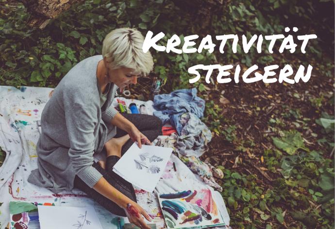 Kreativität steigern