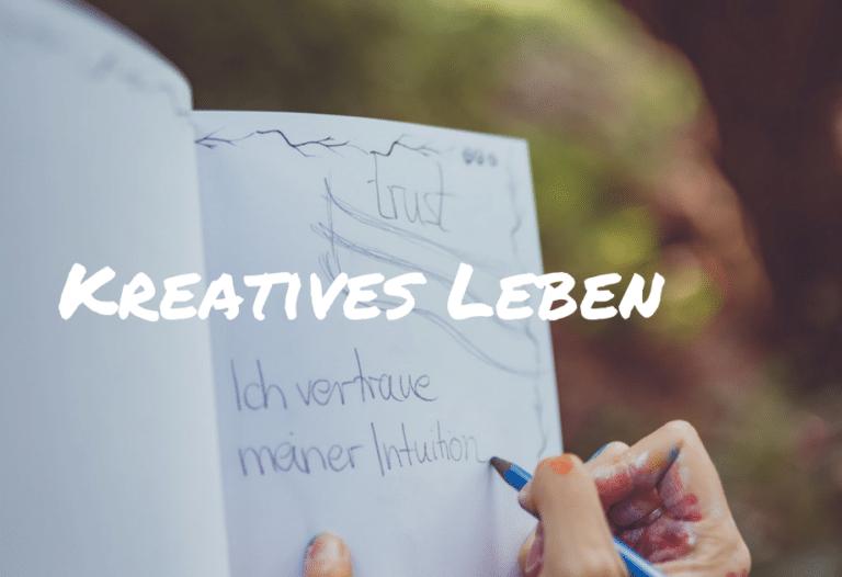 Kreatives Leben Journal Prompts